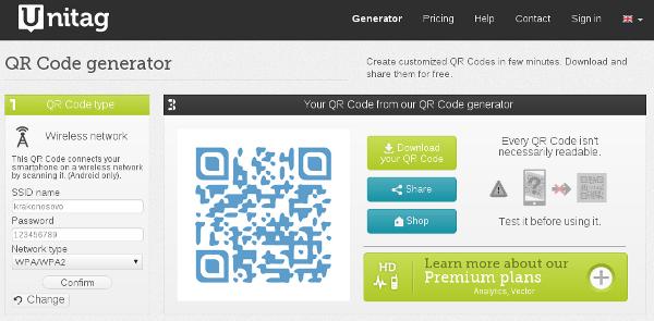 Jak se QR kódem přihlašovat k zabezpečené Wi-Fi