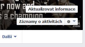 Jak smazat historii hledání na Facebooku