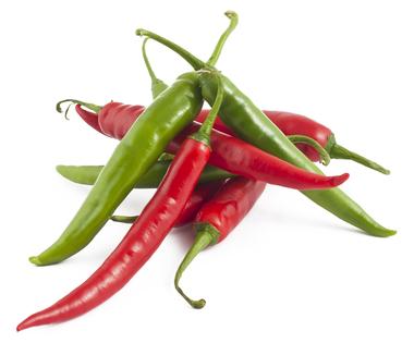 Jsou chilli papričky zdravé?