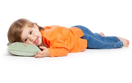 Jaký vybrat polštář pro dítě?