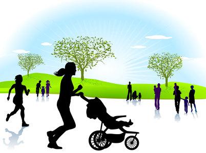 Co je strollering a proč by ho maminky měly vyzkoušet?