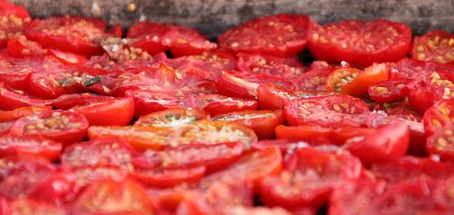 Jak usušit rajčata?