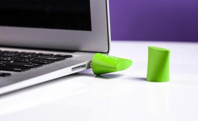 flash disk v notebooku