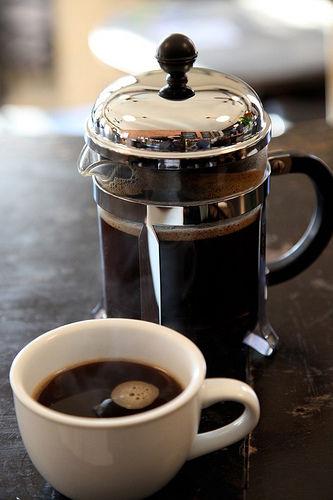 Jak si správně připravit kávu ve french pressu?