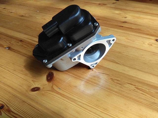 Co je to EGR ventil?
