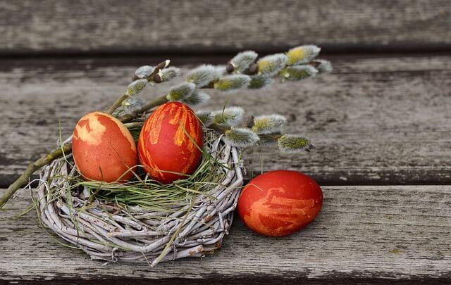 Kdy jsou Velikonoce v roce 2019