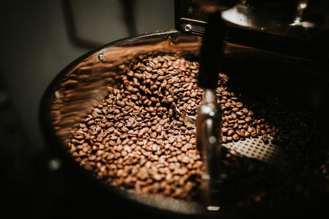 Jak se praží káva