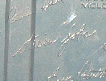 Steve's Signature
