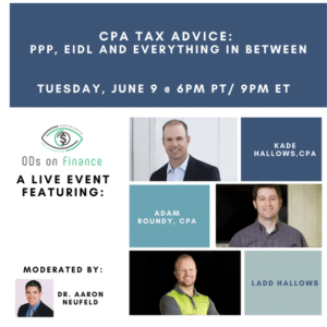 Tax Advice from the CPAs_ PPP, EIDL and everything in Between