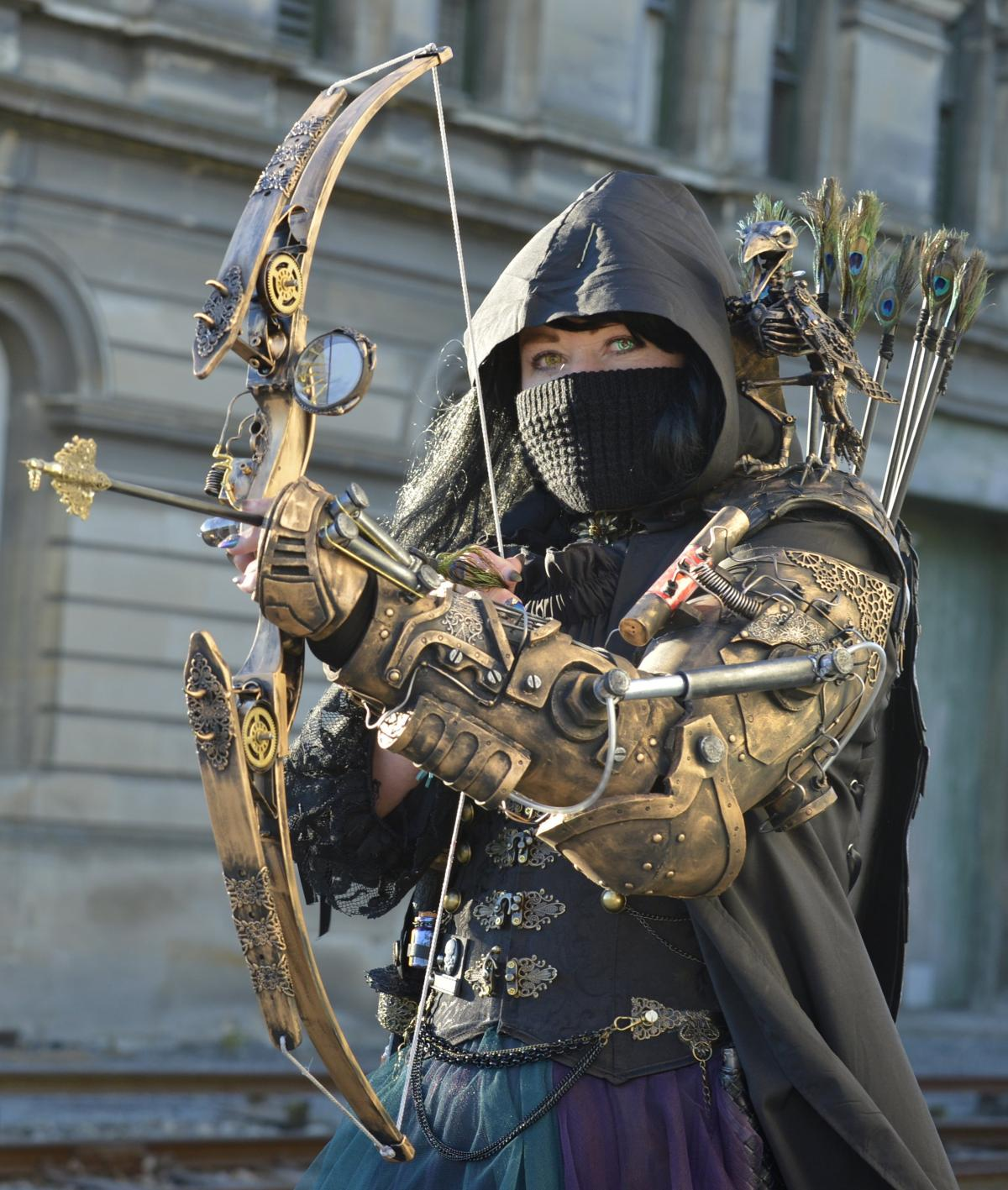 Steampunk Fans Over Town Otago Daily Times Online