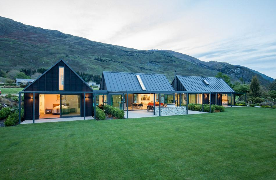 The Ultimate Holiday House Otago Daily Times Online News