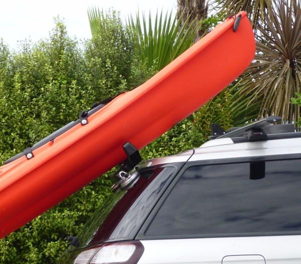 Kayak Load Assist Roof Rack