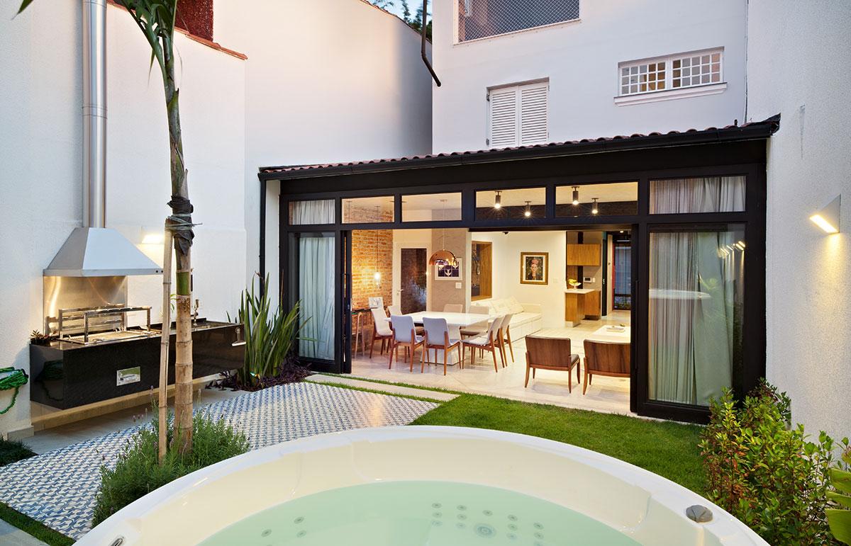 Casa Porto  ODVO arquitetura e urbanismo