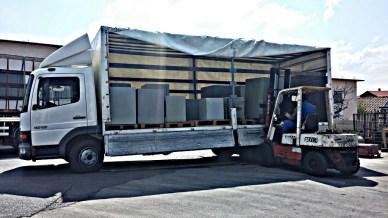 kamionski prevoz
