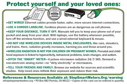 StopSmartMeters.org