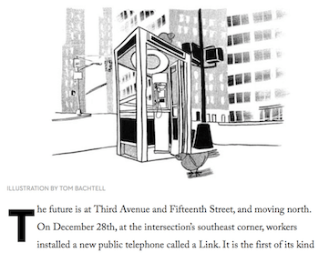 New Yorker article