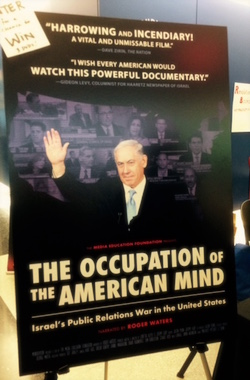 Documentary on israel's PR War in the U.S.