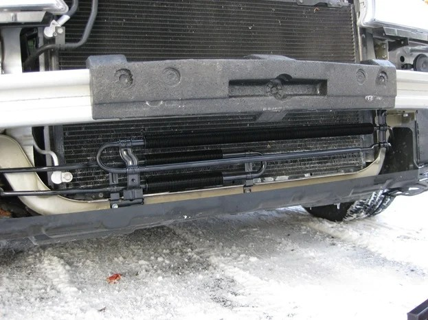Honda Odyssey Transmission Cooler