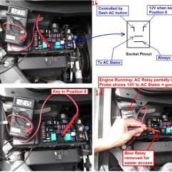 2005 Honda Civic Fuse Diagram Spst Lighted Switch Wiring 05 Compressor Clutch Troubleshooting - Page 8