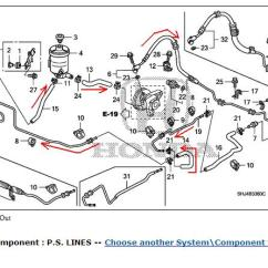 2001 Honda Crv Parts Diagram Greenhouse Gases Power Steering (complete, Sudden Failure)