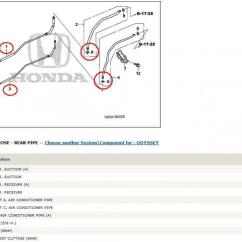 2005 Honda Accord Ac Wiring Diagram Harley Davidson Motorcycle Parts Rear Lines Are Leaking - Ugg Blockoff Kit Or Replace