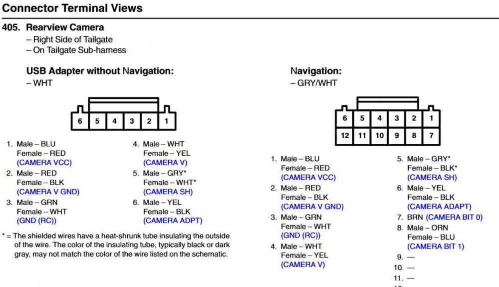 medium resolution of honda reverse camera wiring diagram