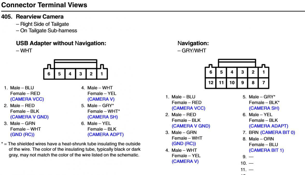 hight resolution of honda reverse camera wiring diagram