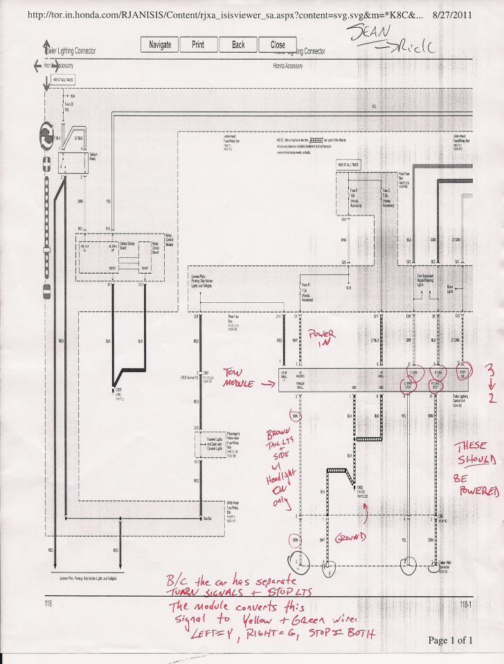 Wiring Diagram For 2006 Honda Ridgeline Get Free Image