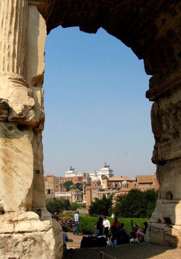 Rzym (Roma) – historia na wyciągnięcie ręki