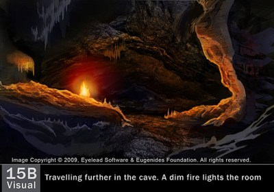 Cave-4-fire