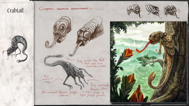Concept-Crabtail