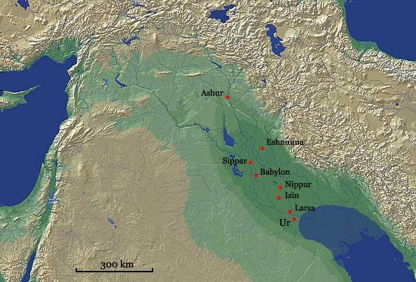 Map showing Ur in Mesopotamia.jpg