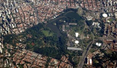 Em uma ano, 183 Parques Ibirapueras foram derrubados na Mata Atlântica. Foto: Wikipédia.