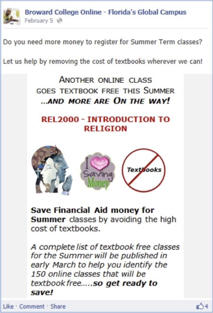 broward college online case