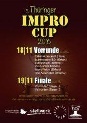 3. Thüringer Improcup 2016 (Flyer Info)