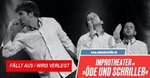 Bild Banner Improtheater mit Öde und Schriller