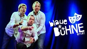 Bild Improtheater Öde und Schriller Blaue Bühne Erfurt