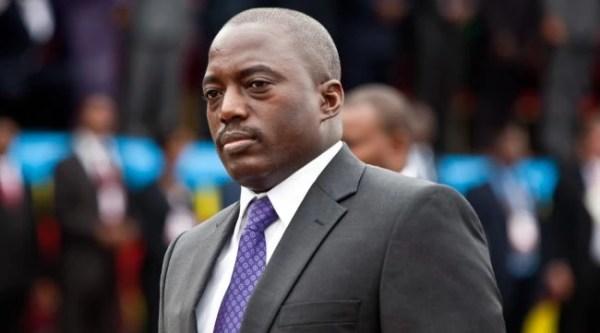 Le président de RDC, Joseph Kabila