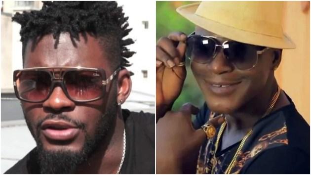 DJ Arafat vs Bloby / Montage Oeil d'Afrique
