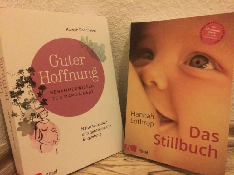 Geburtsbibel - Stillbibel. Richtig gute Bücher für (werdende) Mütter