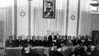 Staatsgründung Israels