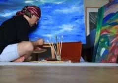 Ölmalerei Vorlagen