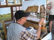 Kunst Ölmalerei