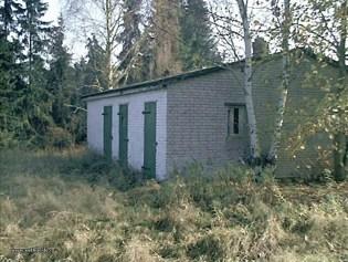 Bild 2: Ehemaliges Gebäude Nr. 71 Nordseite