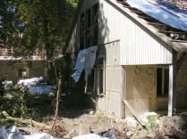 Bild 17: Südseite kurz vor dem Abriss