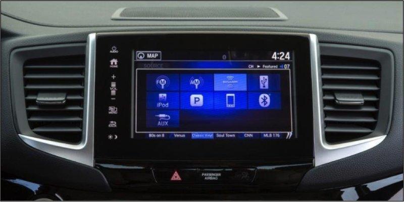 Siriusxm Satellite Radio Car Kit Honda Oem Auto