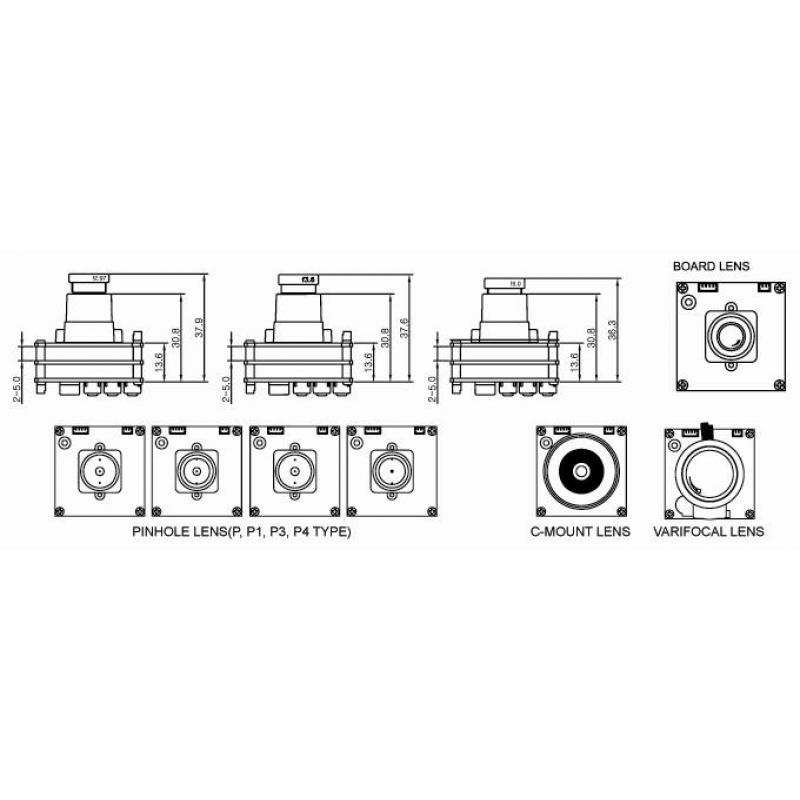 RHPC-650WDR