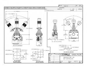 MS4 Single Axis Joystick Controller I Products I OEM Controls
