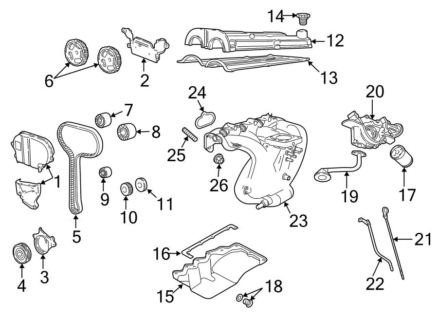 Ford Focus Engine Timing Belt. Make, Replaced, BEARINGS