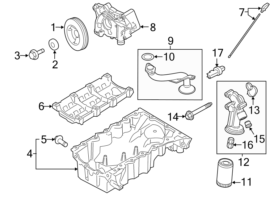 Lincoln MKZ Engine Intake Manifold Gasket. Lower, LITER